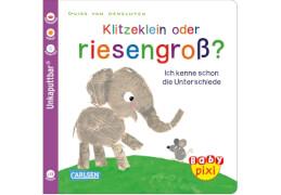 Buch Baby Pixi - Band 69: Mein Lieblingsbuch vom Bauernhof: mit Klappen und Gucklöchern, 16 Seiten, ab 12 Monaten sortiert (1 St