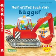 Baby Pixi 60: Mein erstes Buch vom Bagger (1 Stück)