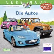 Lesemaus - Band 156: Die Autos, Taschenbuch, 24 Seiten, ab 3 Jahre