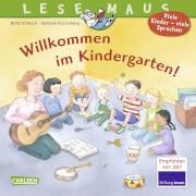 Lesemaus - Band 126: Willkommen im Kindergarten: Viele Kinder - viele Sprachen, Taschenbuch, 24 Seiten, ab 3 Jahre