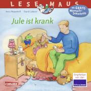 Lesemaus - Band 43: Jule ist krank, Taschenbuch, 24 Seiten, ab 3 Jahre