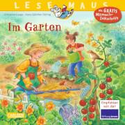 Lesemaus - Band 38: Im Garten, Taschenbuch, 24 Seiten, ab 3 Jahre