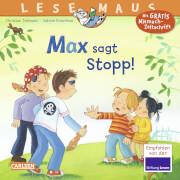 Lesemaus 109 Max sagt Stopp
