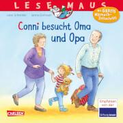 Lesemaus 69 Conni besucht Oma und Opa