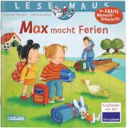LESEMAUS 113: Max macht Ferien
