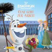 Maxi 15, Olaf Arbeit