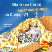 Maxi Pixi 295: Jakob und Conni haben (keine) Angst im Dunkeln?!