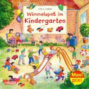 Maxi Pixi 296: Wimmelspaß im Kindergarten