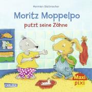 Maxi Pixi 294: Moritz Moppelpo putzt seine Zähne