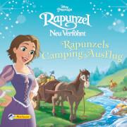 Disney Prinzessin Rapunzels Camping-Ausflug sortiert.