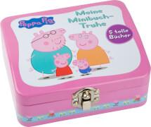 Meine Minibuch-Truhe: Peppa Pig (Sopro)