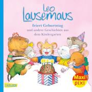 Maxi Pixi 322: Leo Lausemaus feiert Geburtstag
