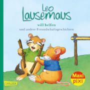 Maxi Pixi 323:Leo Lausemaus will helfen
