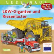 LESEMAUS 159: LKW-Giganten und Riesenlaster