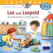 LESEMAUS 194: Leo und Leopold - Freunde finden im Kindergarten