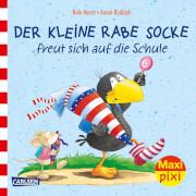 Maxi Pixi 315:Rabe Socke freut sich auf die Schule