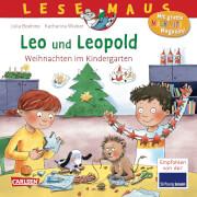 LESEMAUS 163: Leo und Leopold - Weihnachten im Kindergarten