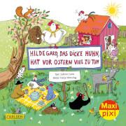 Maxi Pixi 346:  Hildegard das dicke Huhn, hat vor Ostern viel zu tun sortiert