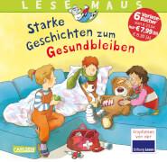 LESEMAUS Sonderbände: Lesemaus Sammelband Starke Geschichten zum Gesundbleiben