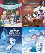 Nelson Mini-Bücher: Disney Olaf 5-8 sortiert (1Stück)