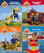 Nelson Mini-Bücher: Feuerwehrmann Sam 17-20