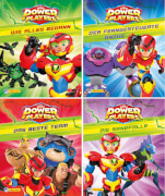 Nelson Mini-Bücher: Power Players 1-4, sortiert (1 Stück)