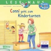 LESEMAUS 114: Conni geht zum Kinderturnen