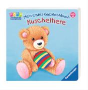 Ravensburger 21895  Mein erstes Gucklochbuch - Kuscheltiere
