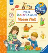 Ravensburger 022946  Wieso?Weshalb?Warum? Junior-Mein junior-Lexikon:Meine Welt