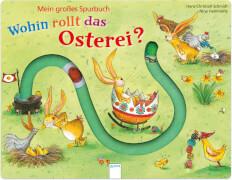 Wohin rollt das Osterei