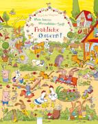 Arena -Mein lustiger Wimmelbilder-Spaß: Fröhliche Ostern!