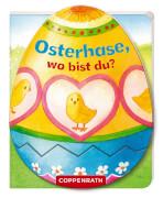 Osterhase, wo bist du?