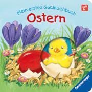 Ravensburger 43429 Flad, Mein erstes Gucklochbuch Ostern