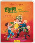 Lindgren, Pippi Weihnachten (Pappe)
