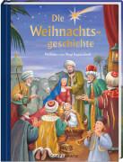 Die Weihnachtsgeschichte (Mini-Ausgabe)
