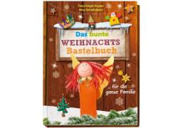 Das bunte Weihnachts-Bastelbuch für die ganze Familie