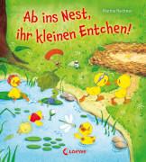 Loewe Ab ins Nest, ihr kleinen Entchen!