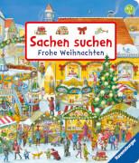 Ravensburger 43596 Sachen suchen - Frohe Weihnachten