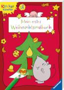 Ravensburger 55679 Mein erstes Weihnachtsmalbuch