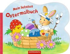 Mein liebstes Ostermalbuch