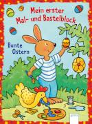 Mal- und Bastelblock - Bunte Ostern