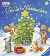 Ravensburger 43659 Fröhliche Weihnachten: Mit vielen Schiebern