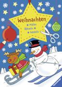 Ravensburger 55767 Malen-Rätseln-Basteln. Weihnachten