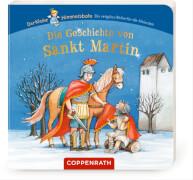 Die Geschichte von Sankt Martin, Pappbilderbuch, ab 1 - 4 Jahre, 14 Seiten