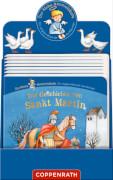 Lino-Bücher Box Nr. 61  Linos kleine Weihnachtsgeschichten