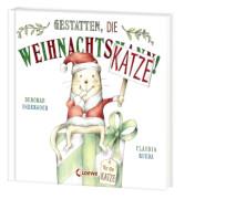 Loewe Gestatten, die Weihnachtskatze!