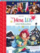 Arena Hexe Lilli - Hexe Lilli rettet Weihnachten - Das Buch zum Film