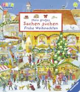 Ravensburger 43705 Suess, gr. Sachen suchen Weihnachten