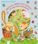 Grimm, Sandra/Kälin, Alice: Häschen, Huhn und Osterei  ist das eine Sucherei!