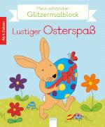 Münstermann, Verena: Mein schönster Glitzermalblock  Lustiger Osterspaß